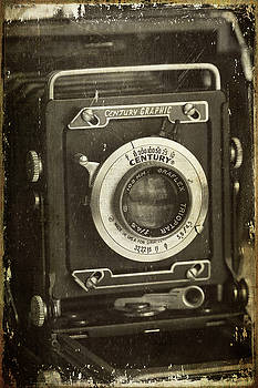 1949 Century Graphic Vintage Camera by Cindi Ressler