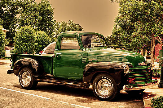 1950 Chevy Truck in HDR by Frank Feliciano