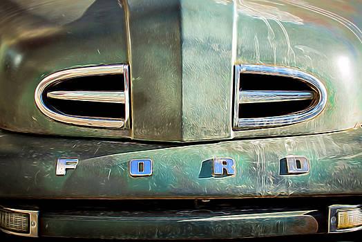 1950 Ford Truck by Allen Ahner