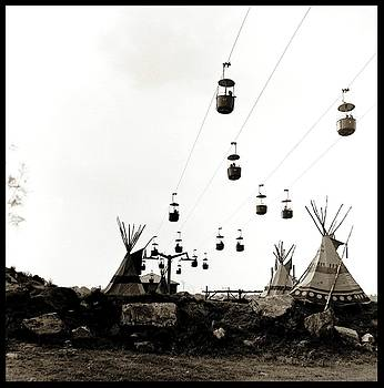 Peter Ogden - 1950s Cable Cars and Teepees