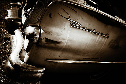 1950s Packard Tail by Marilyn Hunt