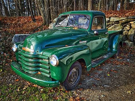 1951 Chevy at New Salem Preserves by Trace Meek