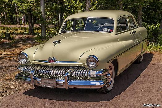 1951 Mercury 4 door sedan by Ken Morris