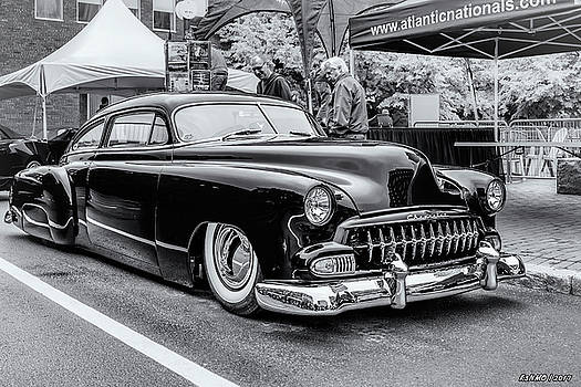 1951 Chevy kustomized  by Ken Morris