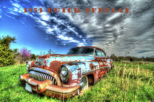 1953 Buick Special by Joe Ladendorf
