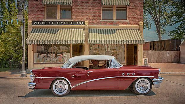 Susan Rissi Tregoning - 1955 Buick Special