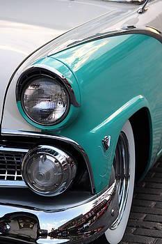 Rosanne Jordan - 1955 Ford Fairlane Headlight