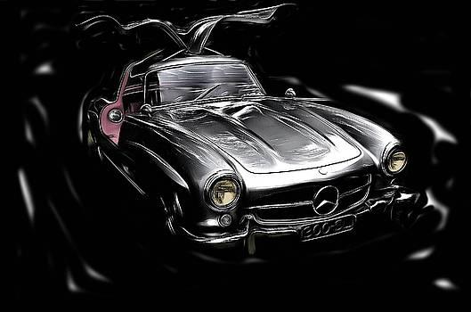 Thom Zehrfeld - 1955 Mercedes Benz Gullwing