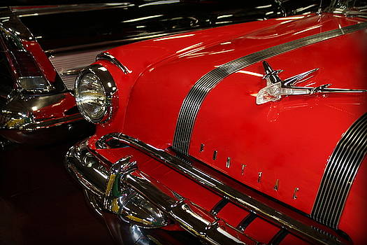 Rosanne Jordan - 1955 Pontiac Star Chief