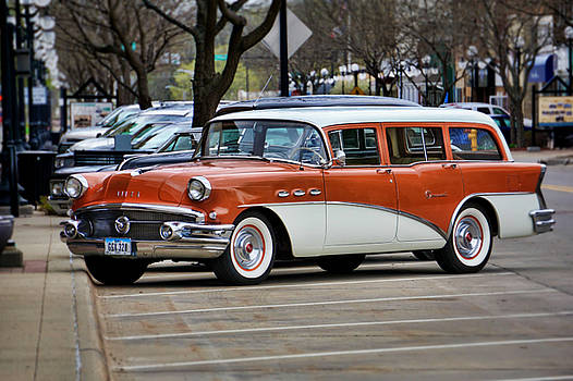 1956 Buick Special by Kyle West