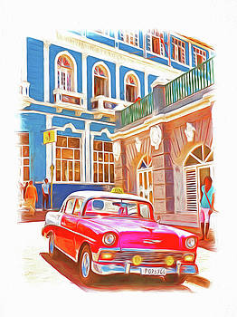 Dennis Cox - 1956 Chevy Cuban Taxi