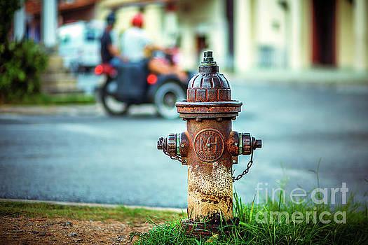 1956 Hydrant  by Jose Rey
