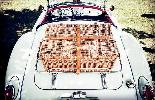 1956 MGA Roadster by RicharD Murphy