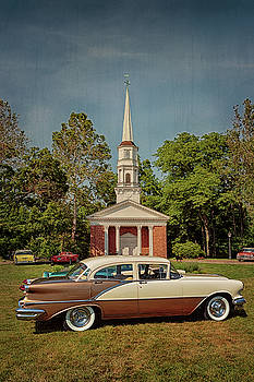 Susan Rissi Tregoning - 1956 Oldsmobile Super 88