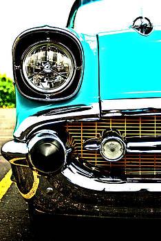 onyonet  photo studios - 1957 Bel Air Headlight and Grille