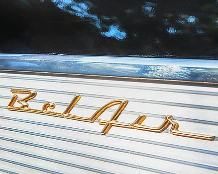 1957 Chevrolet Bel Air by Theresa Tahara