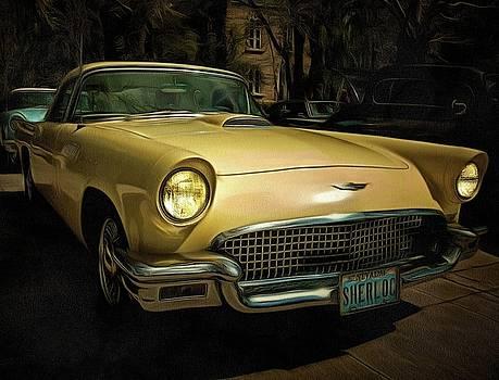 Thom Zehrfeld - 1957 Ford Thunderbird Jewel