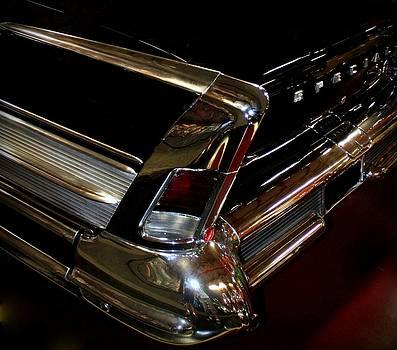 Rosanne Jordan - 1958 Buick Special Chrome