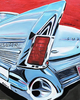 1958 Buick Super by Dean Glorso