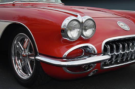 1958 Corvette Classic by Bill Dutting