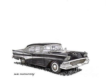 Jack Pumphrey - 1958 Ford Fairlane Sedan