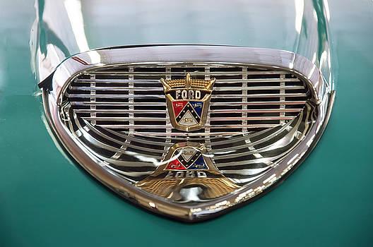 Chris Flees - 1958 Ford Fairlane Sunliner intake