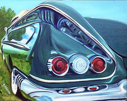 1958 Reflections by Dean Glorso