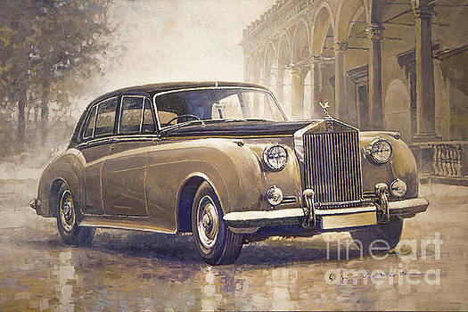 1959-62 Rolls-Royce Silver Cloud II by Yuriy Shevchuk