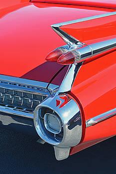 1959 Cadillac by Daniel B McNeill