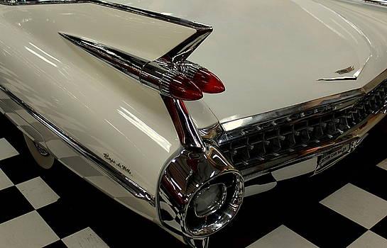 Rosanne Jordan - 1959 Cadillac Fins