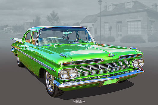 1959 Green by Keith Hawley