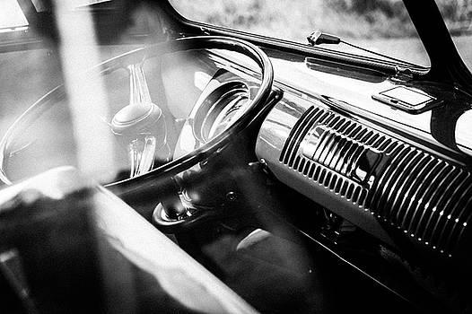 1959 Volkswagen T1 interior by Wim Slootweg