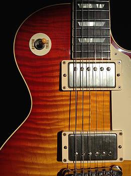 1960 Gibson Les Paul Sunburst by John Clark