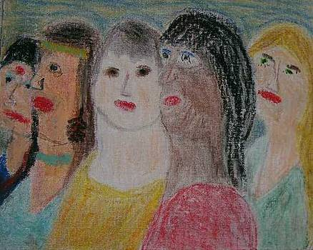The Power of Women by Annie Dameron
