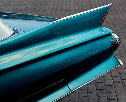 Rosanne Jordan - 1961 Cadillac Classic Fins