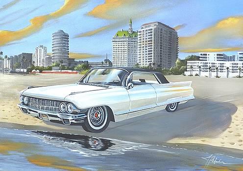 1962 Classic Cadillac by James R Hahn