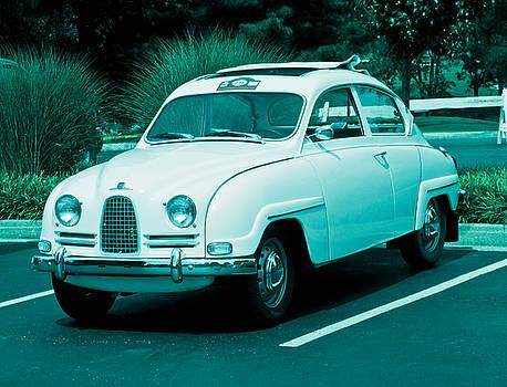 TONY GRIDER - 1962 SAAB 96