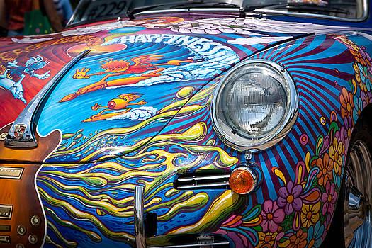 James Woody - 1963 Porsche