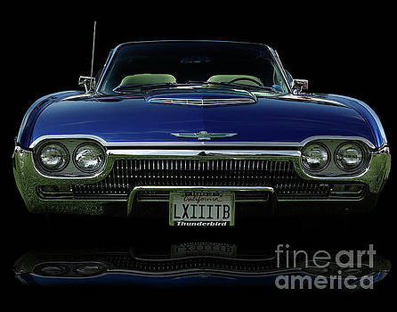 Peter Piatt - 1963 Thunderbird Convertible