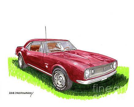 Jack Pumphrey - 1967 Camaro Muscle