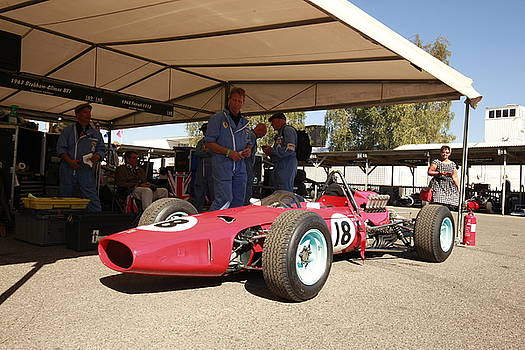 1965 Ferrari 1512 by Robert Phelan