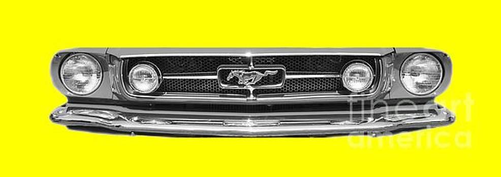 Jack Pumphrey - 1965 Mustang Grilled Tee