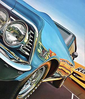 1966 Chevelle by Branden Hochstetler