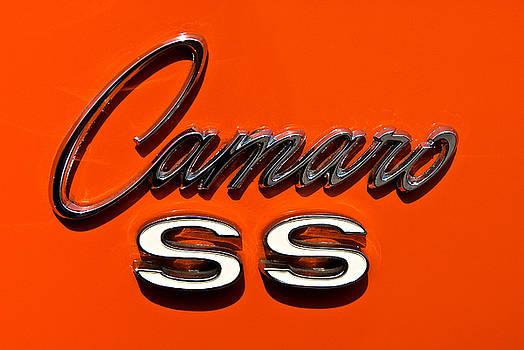 onyonet  photo studios - 1969 Camaro SS Badge