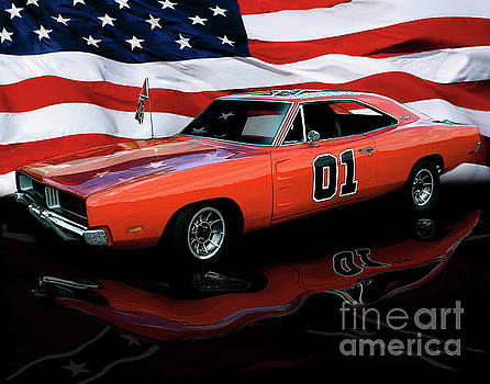 Peter Piatt - 1969 General Lee