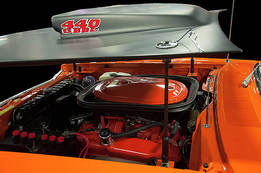 Chris Flees - 1969 Plymouth Road Runner A12 440 6 Pack