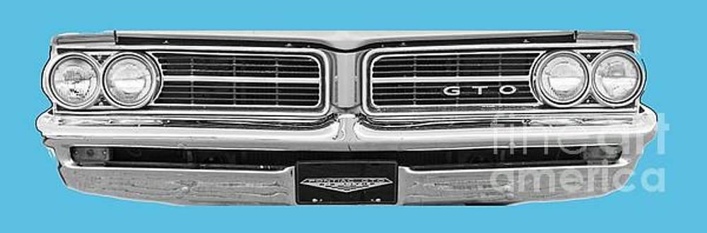 Jack Pumphrey - 1969 Pontiac GTO