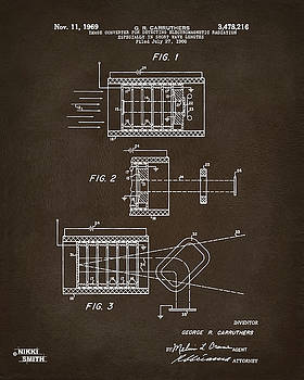 Nikki Marie Smith - 1969 Short Wave Electromagnetic Radiation Patent Espresso