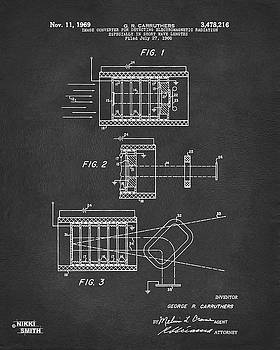 Nikki Marie Smith - 1969 Short Wave Electromagnetic Radiation Patent Gray