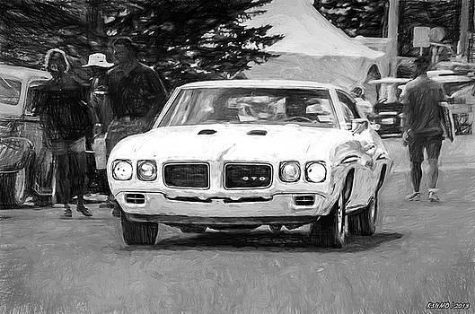 1970 Pontiac GTO by Ken Morris